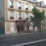facade de l hotel
