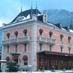 Le Grand Hôtel De France front view