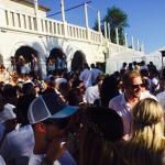 White Party at Carpe Diem during Yacht week.