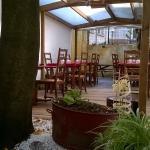 Notre agréable terrasse