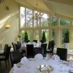 Foto de Restaurant at Horton Grange