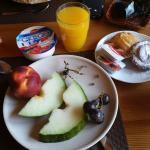 mon petit déjeuner