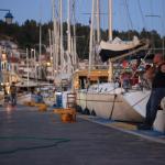 Drop the anchor at Oasis Taverna