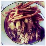 Culotte Steak with Fries