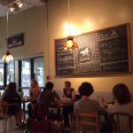 Café Cambio, juillet 2015