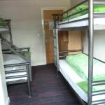 3single1 double beds/ sink/ shower/ toilet