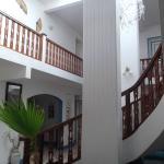 couloir villa azzurra calodyne cap malheureux  maurice