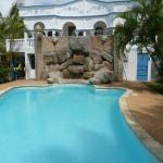 piscine villa azzurra calodyne cap malheureux  maurice
