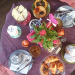 Desayunos con encanto