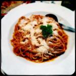 Original Italian Spaghetti - e si parla italiano!