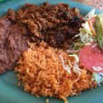 Al Pastor Pork Plate