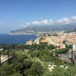 Incredible view of Sorrento