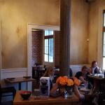 Bar Dining Room at the new  Marigny location