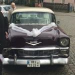 Unser Brautpaar Auto, Ein Traum!!!!