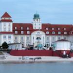 Travel Charme Kurhaus Binz Foto