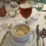 Dill soup mmmmmm