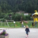 Parco giochi esterno