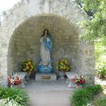 Grotto at St. Mary's - Praha, TX