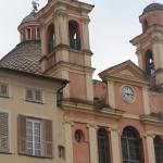 Varese Ligure town
