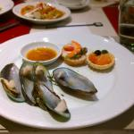 very nice mussel...