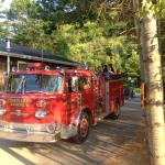 Fire Truck Rides Nightly for Kids of all ages