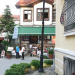 Hotel Sari Konak Foto