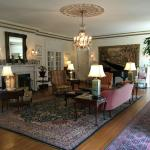 The main parlor