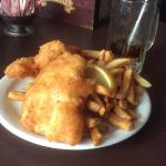 White fish and chips- $16.99