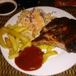 Best BBQ ribs in town!