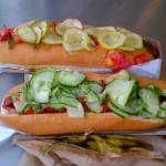 Foot Long Dogs Fully Loaded