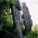 Felsenformation Zankelstein