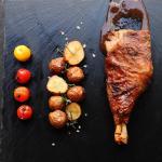 Sardinian-style Roasted Suckling Pig