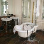 bathroom - Captain's room