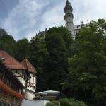 Foto de Schlossrestaurant Neuschwanstein