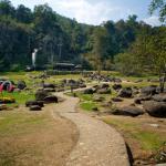 Fang Hot spring