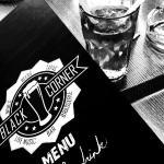 Votre menu du Black Corner !
