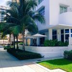 Hotel from boardwalk