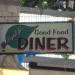 Krystal Jo Diner Sign
