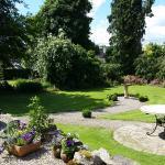 Landscaped Private Garden B&B Kinnitty