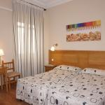 Twin beds room/Doble 2 camas