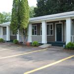 Cottage es at Limestone Motel Pictou