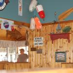 Interior Settlers Saltwater Cafe