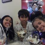 Big ice creams