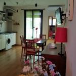 Kitchen in Attic Apartment with Private Terrace - El Granado