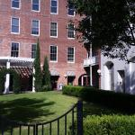 Inside and outside dining 