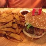 Ciccio burger chipotle