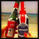 AL Mazza lebanese Beer