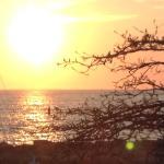 Foto tomada desde habitación con vista al mar