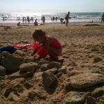 plage les dunes accessible avec la navette