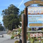 Whale Watchers Cafe Foto